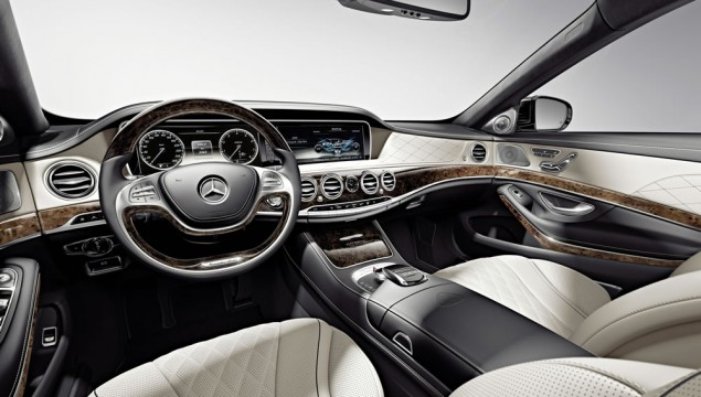 Take a Look: Mercedes-Maybach S-Class