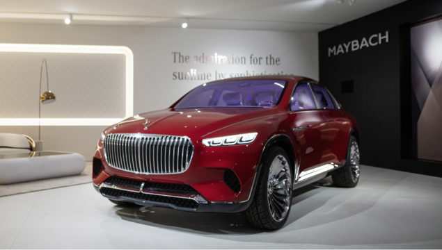 What You Need to Know: Mercedes-Maybach