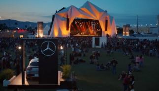 Mercedes-Benz at Rock in Rio 2015