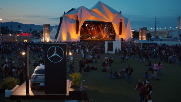 Mercedes-Benz at Rock in Rio 2015