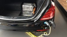 2014 Mercedes S-Class Plug-in Hybrid Charging