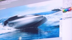 Mercedes-Benz Style Silver Arrows Yacht Design