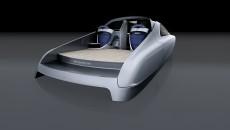 Mercedes-Benz Style Silver Arrows Yacht