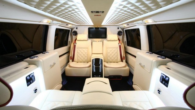 Say Goodbye to the Limo and Hello to the Carisma Viano