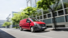 The new Vito combines economy with the highest levels of safety and unparalleled versatility