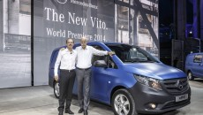 The new Vito demonstrates the Daimler Group's expertise in successful technology transfer