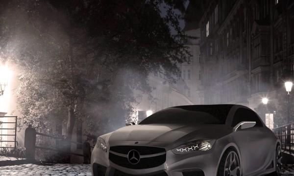 Mercedes-Benz Vortex VRT Concept by Uğur Göküş