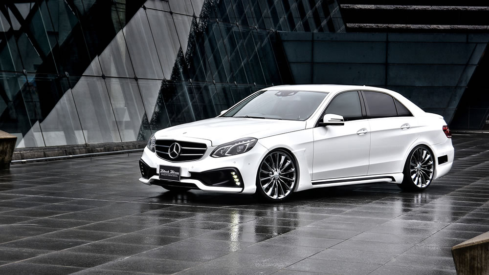 Facelifted Mercedes E-Class Tuned by WALD | eMercedesBenz