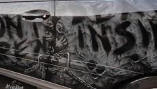 Walking Dead Mercedes CLC Class