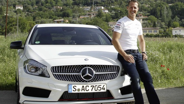 Michael Schumacher Has Future With Mercedes-Benz