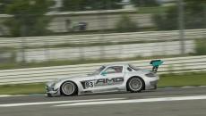 Michael Schumacher SLS AMG GT3
