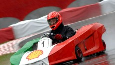 Michael Schumacher Karting
