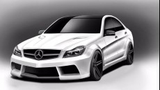 Misha Designs C-Class Sedan with Wide Body Kit