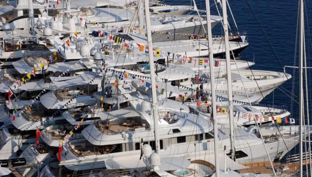2012 Monaco Yacht Show