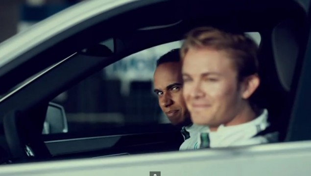 "Mercedes-Benz Efficiency TV Campaign ""The Best"""