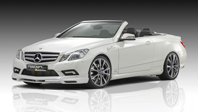 Mercedes-Benz E-Class Coupe and Cabriolet by Piecha Designs