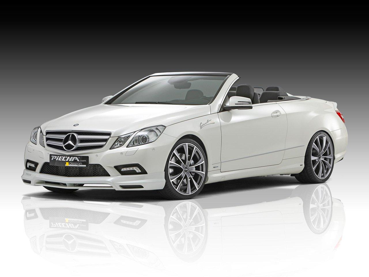 MercedesBenz EClass Coupe and Cabriolet by Piecha Designs