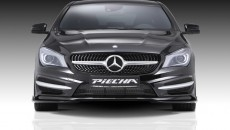 Mercedes-Benz CLA Tuned by Piecha Designs grille