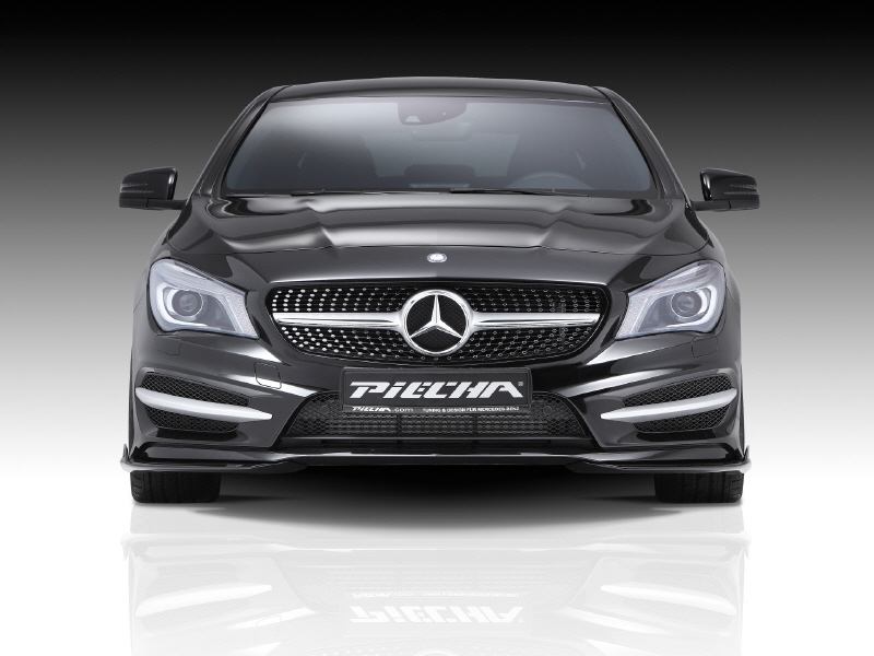 Mercedes-Benz CLA Tuned by Piecha Designs 2