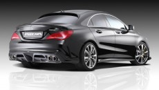 Mercedes-Benz CLA Tuned by Piecha Designs rear