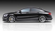 Mercedes-Benz CLA Tuned by Piecha Designs side exterior