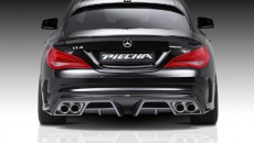 Mercedes-Benz CLA Tuned by Piecha Designs rear bumper