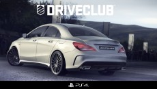 PlayStation 4 Driveclub Video Game PS4 CLA45 AMG Mercedes