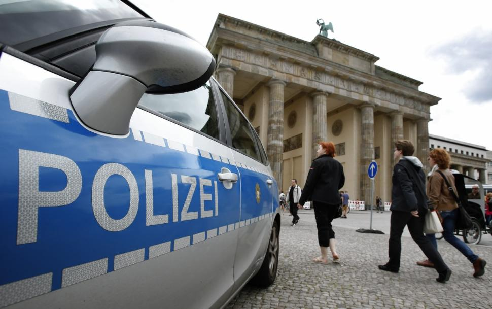 polizei-police-car-germany