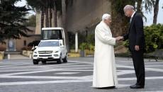 Pope Benedict XVI Popemobile