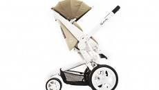 Quinny Moodd Stroller rear facing seat