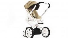 Quinny Moodd Stroller rear facing seat