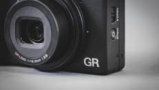 Ricoh GR 28mm lens