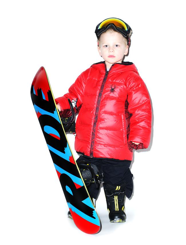 RIDE Lowride Snowboard 5