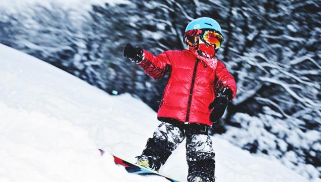 RIDE Lowride Snowboard