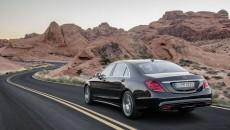 Mercedes-Benz S-Class, S 350 BlueTEC, exterior