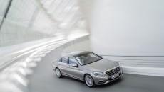 Mercedes-Benz S-Class, S 400 HYBRID, exterior