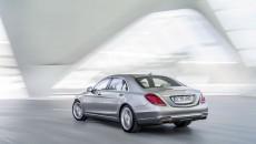 Mercedes-Benz S-Class, S 400 HYBRID, exterior Mercedes-Benz S-Class, S 400 HYBRID, exterior