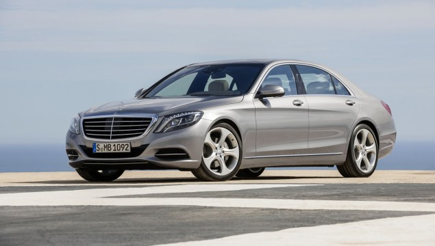 2014 Mercedes S-Class Sets New Standards in Automotive Development