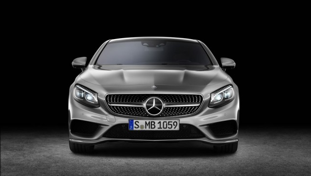 Mercedes-Benz S-Class Coupe - Photo Gallery