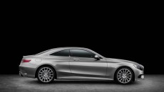 2015 Mercedes-Benz S-Class Coupe passenger side