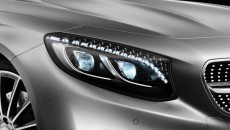 2015 Mercedes-Benz S-Class Coupe headlight