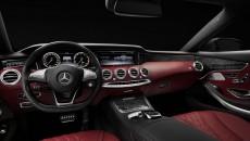 Mercedes-Benz S-Class InteriorMercedes-Benz S-Class Interior
