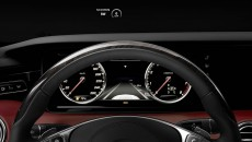2015 Mercedes-Benz S-Class Coupe Steering Wheel