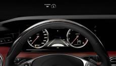 Mercedes-Benz S-Class Interior Steering Wheel
