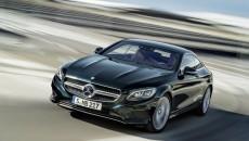 Black Mercedes-Benz S-Class Coupe