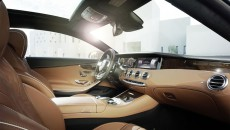 2015 Mercedes-Benz S-Class Coupe Tan Interior2015 Mercedes-Benz S-Class Coupe Tan Interior