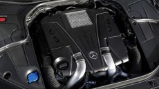 2015 Mercedes-Benz S-Class Coupe Engine