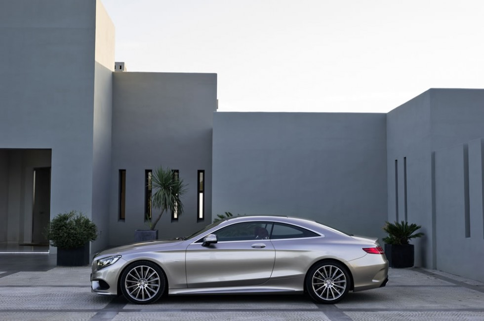 S-Class Coupe Exterior