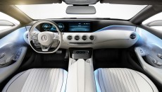 2015 Mercedes S-Class Coupe Concept Interior