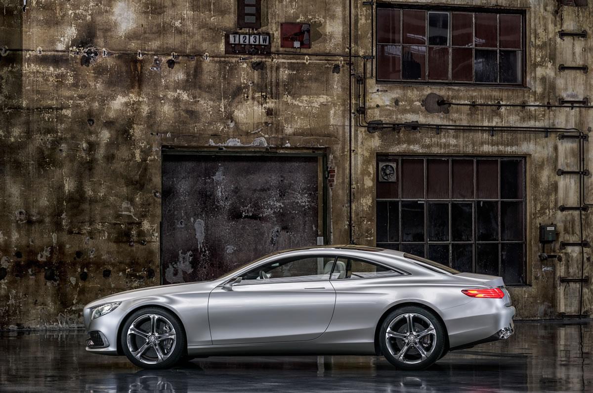 2015 mercedes s class coupe concept